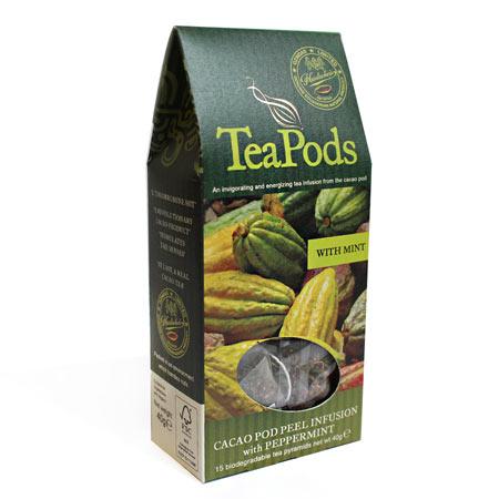 Teapods Mint